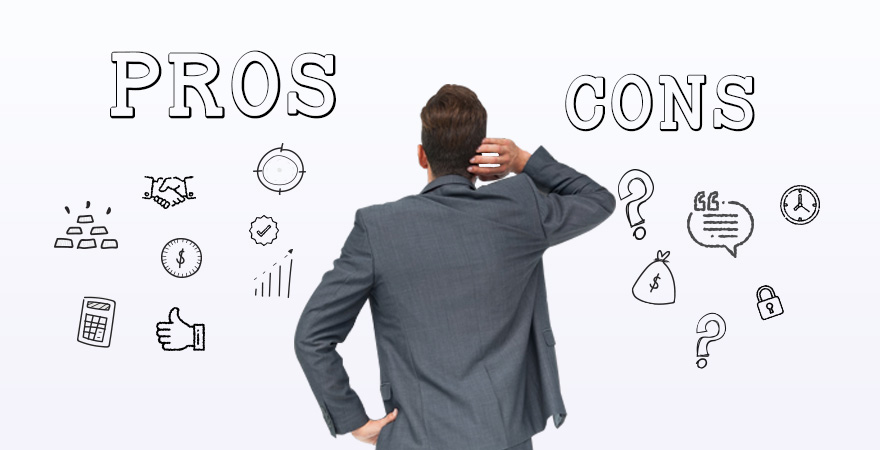 Pros & Cons of Cloud Computing Businesses